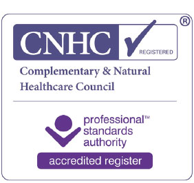 Zoe English Complementary and Natural Healthcare Council (CNHC)